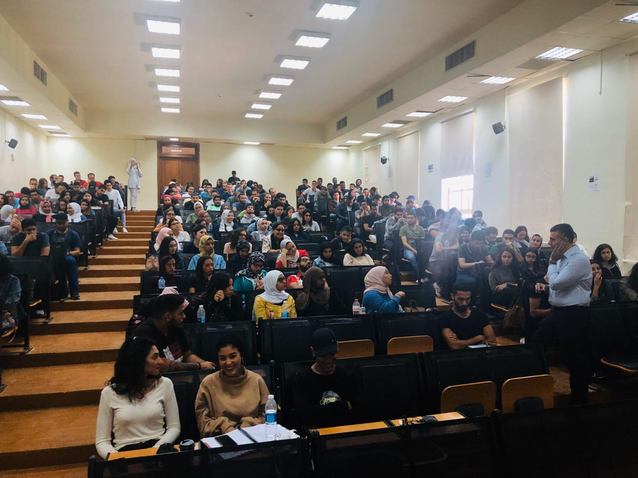 Business Administration – The British University in Egypt